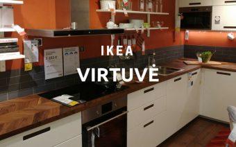 IKEA virtuvė. Privalumai ir trūkumai bei kaina.