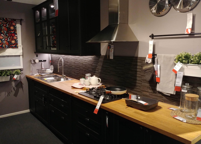 ikea virtuves kaina