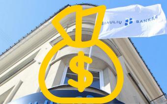 Verslas nuo Nulio pagal Šiaulių banko turto fondą