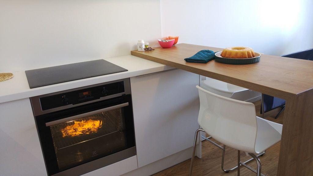 virtuves pusbaris
