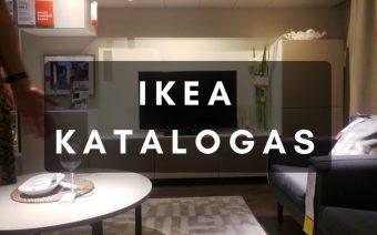 Naujas IKEA katalogas 2018